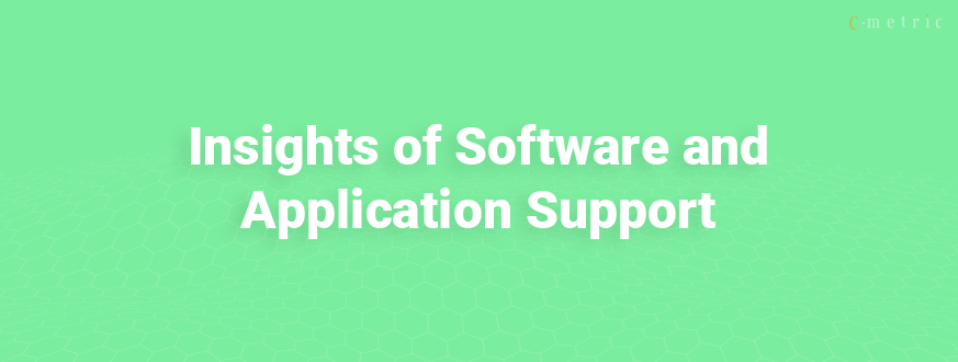 Delving into the Insights of Software and Application Support