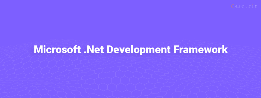 Why Do You Require Microsoft .Net Development Framework?