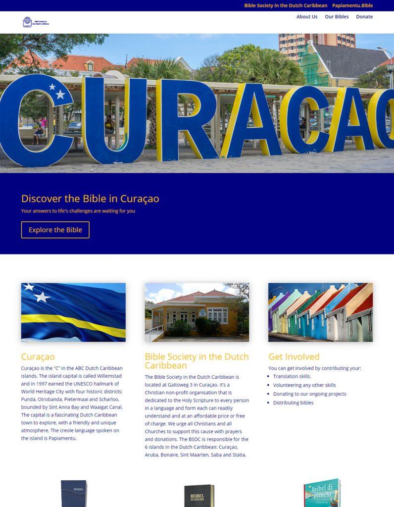 Curacaoan Bible