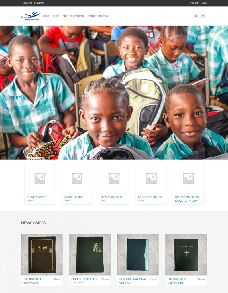 Surinamese E-commerce