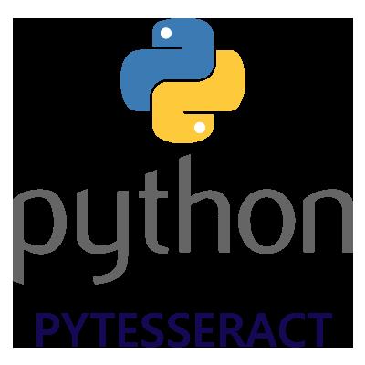 Python-tesseract tool